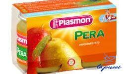 PLASMON OMOGENEIZZATO PERA 6 X 104 G