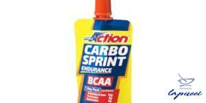 PROACTION CARBO SPRINT ENDURANCE BCAA ALL'ARANCIA 50 ML