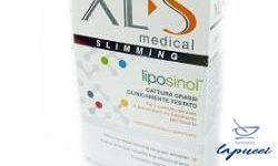 XLS MEDICAL LIPOSINOL 60 CAPSULE