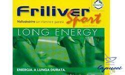 FRILIVER SPORT LONG ENERGY 8 BUSTINE