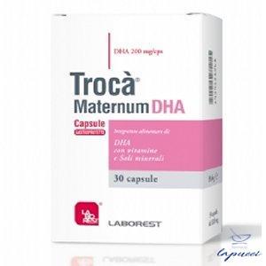 TROCA' DHA 30 CAPSULE