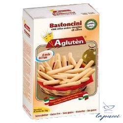 AGLUTEN BASTONCINI OLIO EXTRA VERGINE 150 G