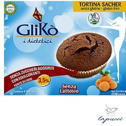 GLIKO TORTINA SACHER 160 G