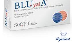 BLU YAL A GOCCE OCULARI 15 FLACONCINI MONODOSE 0,30 ML