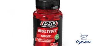 PROMUSCLE MULTIVIT 60 COMPRESSE