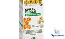 EPID SPRAY OROSOLUBILE ERISIMO 15 ML