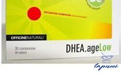 DHEA AGE LOW 30 COMPRESSE 550 MG