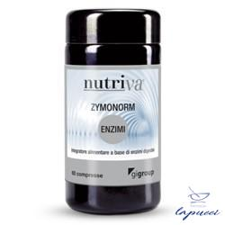NUTRIVA ZYMONORM 60 COMPRESSE