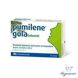 PUMILENE GOLA BALSAMICA 24 PASTIGLIE
