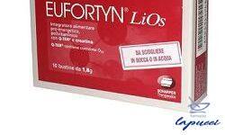 EUFORTYN LIOS OROSOLUBILE 10 BUSTINE