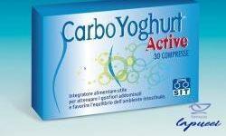 CARBOYOGHURT ACTIVE 30 COMPRESSE