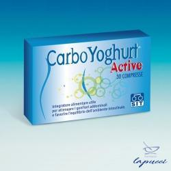 CARBOYOGHURT ACTIVE 30 COMPRESSE