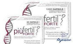 PIU' FERTIL FORTE 60 CAPSULE