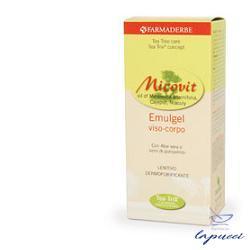 MICOVIT EMULGEL VISO/CORPO 150 ML