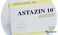 ASTAZIN 10 20 COMPRESSE