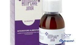 AMPCARE JUNIOR SCIROPPO 150 ML