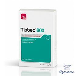 TIOBEC 800 20 COMPRESSE FAST-SLOW 32 G