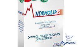 ESI NORMOLIP 5 30 CAPSULE