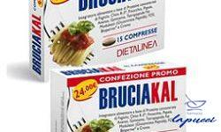 BRUCIAKAL 45 COMPRESSE DIETALINEA 36 G