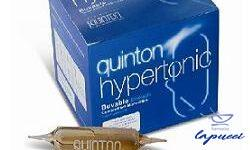 QUINTON HYPERTONIC 30 FIAL 10 ML