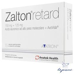 ZALTON RETARD 15 CAPSULE