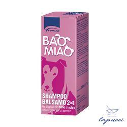 BAOMIAO SHAMPOO BALSAMO 2 IN 1 250 ML FLACONE