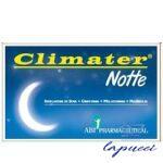CLIMATER NOTTE 20 COMPRESSE OROSOLUBILI 600MG
