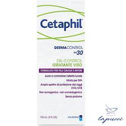 CETAPHIL DERMACONTROL IDRATANTE VISO SPF 30 118 ML