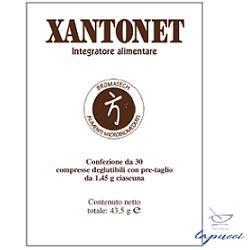 XANTONET 30 COMPRESSE