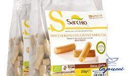 MACCHERONI CON GRANO SARACENO 250 G