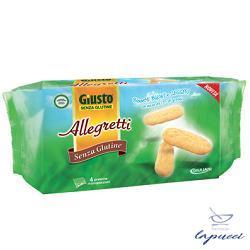 GIUSTO SENZA GLUTINE ALLEGRETTI 200 G