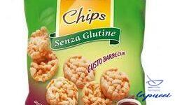 GIUSTO CHIPS BARBECUE 30 G