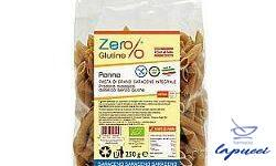 ZERO% GLUTINE PENNE GRANO SARACENO INTEGRALE 250 G