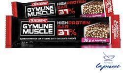 ENERVIT GYMLINE MUSCLE PROTEIN BAR 37% CIOCCOLATO FONDENTE 1PEZ