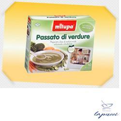 MILUPA LE VERDURE PASSATO 10 BUSTE 15 G