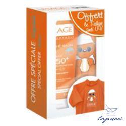 BARIESUN FP 50 LAIT ENFANT 100 ML  T SHIRT ANTI UV OMAGGIO