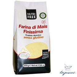 NUTRIFREE FARINA DI MAIS FINISSIMA 500 G