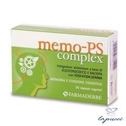 MEMO-PS COMPLEX 30 CAPSULE 14,1 G