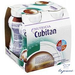 CUBITAN CIOCCOLATO 4 X 200 ML