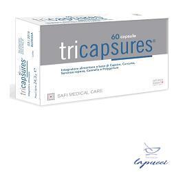 TRICAPSURES 60 CAPSULE