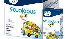 SCUOLABUS LATTE LIQUIDO SLIM 450 ML