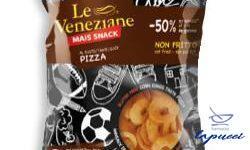 LE VENEZIANE MAIS SNACK PIZZA 40 G