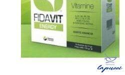 FIDAVIT ENERGY 24 COMPRESSE