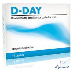 D-DAY 10 CAPSULE
