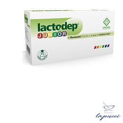 LACTODEP JUNIOR 8 FLACONCINI X 5,5 ML