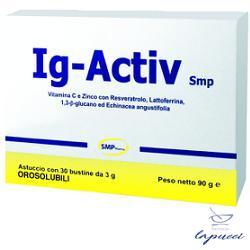 IG-ACTIV SMP 30 BUSTINE