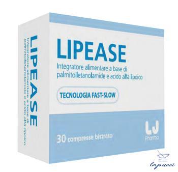 LIPEASE 30 COMPRESSE