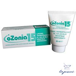 OZONIA 15 LIPOGEL DERMATOLOGICO ALL'OZONO 35 ML