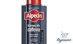 ALPECIN ENERGIZER SHAMPOO CAFFEINA 250 ML