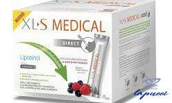 XLS MEDICAL LIPOSINOL DIRECT 90 BUSTINE STICK PACK 2,6 G